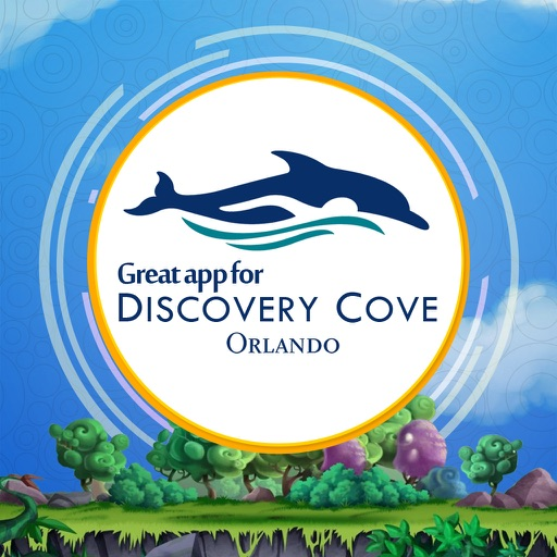The Great App for Discovery Cove Orlando Theme Park