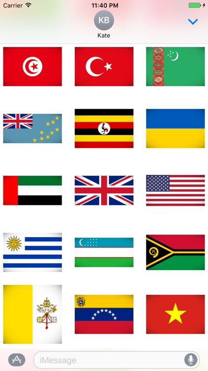 Flags (195 Countries) screenshot-4