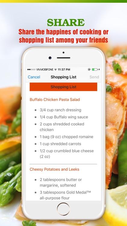 Yummy Side Dish Recipes~Best of side dish recipes screenshot-4