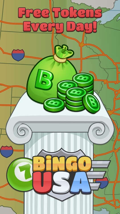 Bingo USA - FREE Bingo and Slots Game screenshot-4