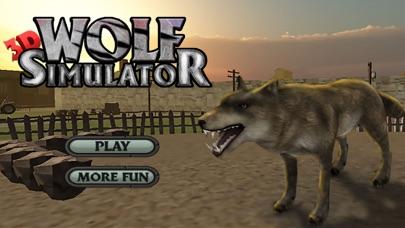 Wolf Simulator Arctic Wolves