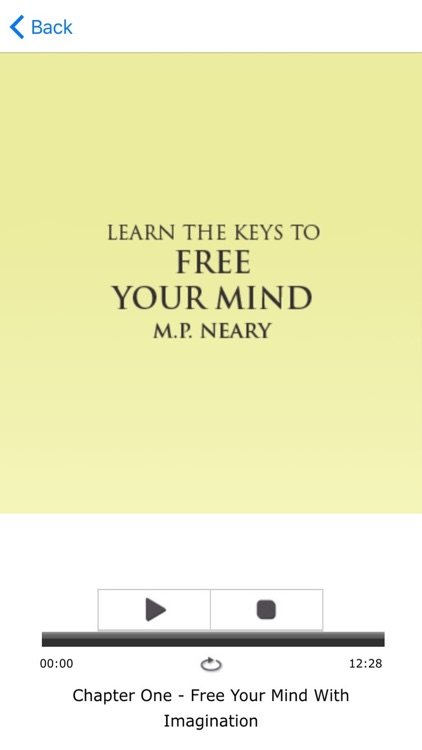 Free Your Mind by M.P. Neary Meditations Audiobook screenshot-3