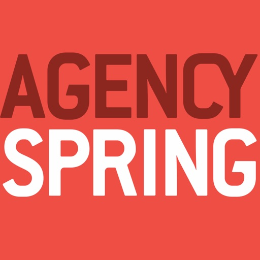 Agency Spring Stickers