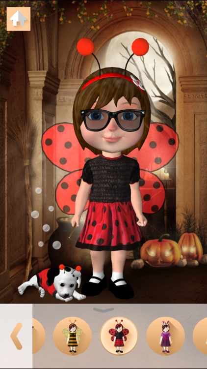 Anya Dress Up & Pet Puppies AR screenshot-4