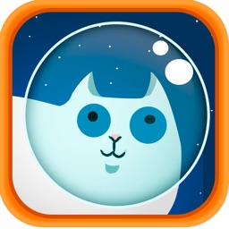 Space Cat Laser Pointer Sim