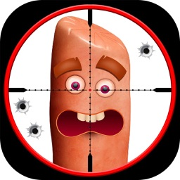 Run Sausage Shooter FPS Game