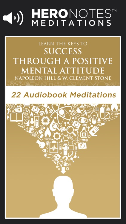 Success Through A Postive Mental Attitude by by Napoleon Hill & W. Clement Stone Meditiations Audiobook