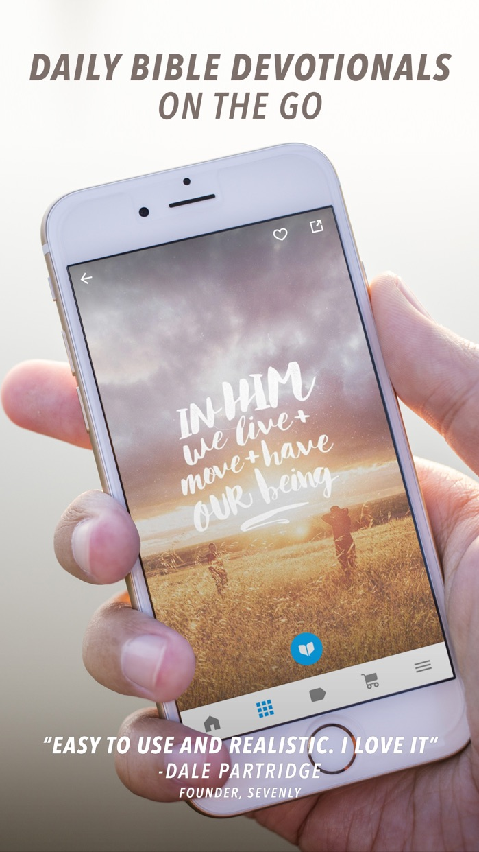 DVO: Daily Devotionals, Bible Verses and Quotes Screenshot
