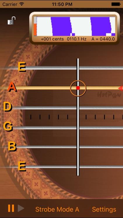 inTuna Strobe Guitar Tuner