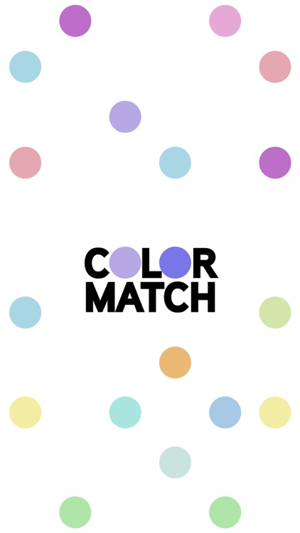 Color Match - Color Memory Game