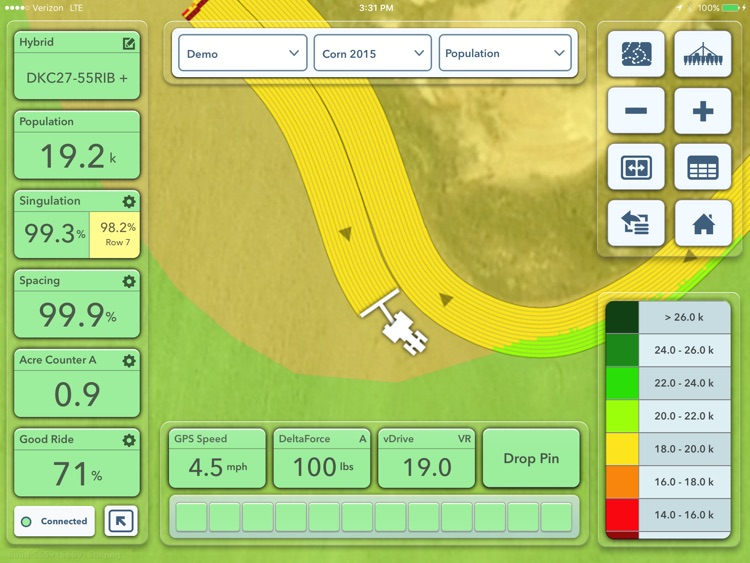 FieldView Cab screenshot-1