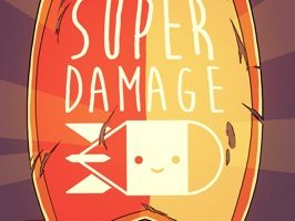 iMessage stickers from Super Damage Games