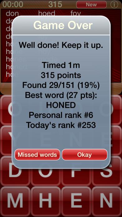 Word Shaker screenshot1