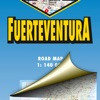 Fuerteventura. Road map.