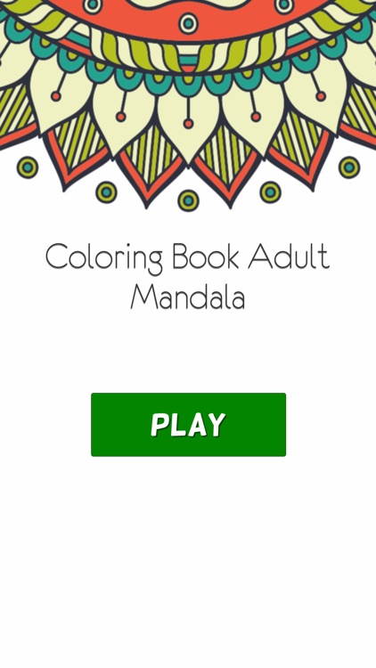 Coloring Book For Adults Pigment Pages Relaxation screenshot-4