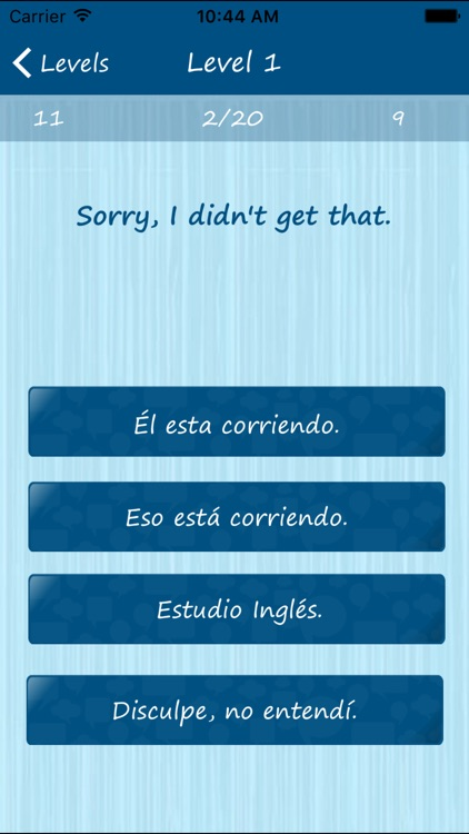 Learn Spanish Quickly Pro screenshot-3