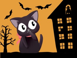 A free sample pack for halloween using a selection of characters from our range of stickers
