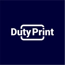 DutyPrint Business Card Studio