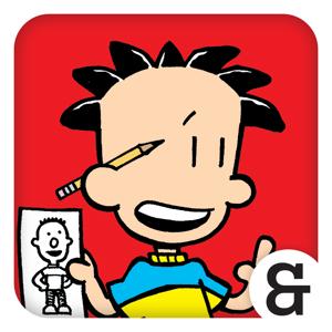 Big Nate: Comix By U! app