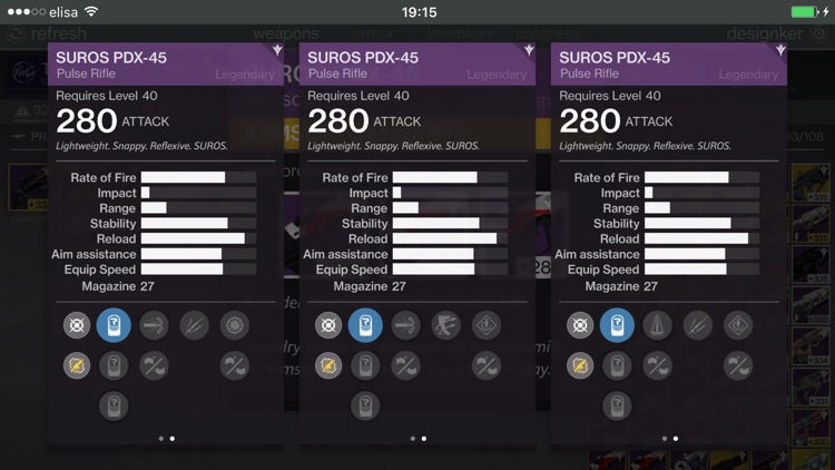 Ishtar Commander for Destiny screenshot-3