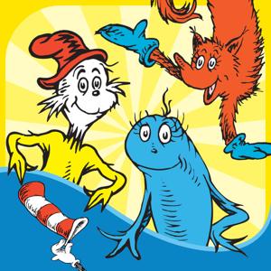 Dr. Seuss Treasury ios app