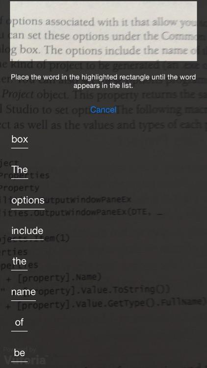 Oxford-Paravia Italian Dictionary screenshot-4