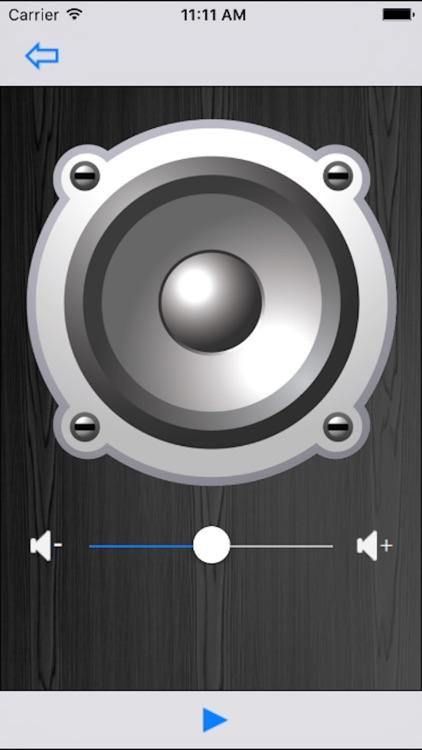 AudioInLite - WiFi wireless headphones screenshot-3