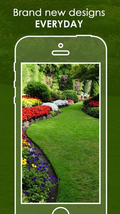 1000+ Yard & Garden Landscaping Design Ideas screenshot-4