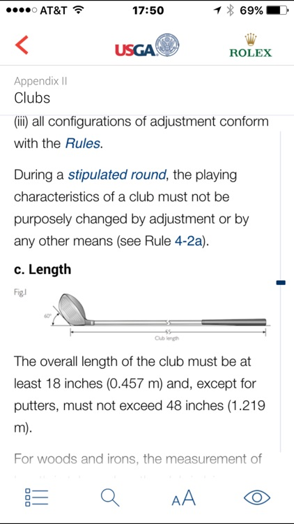 The Rules of Golf screenshot-4