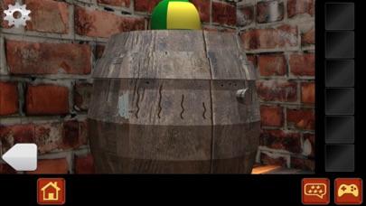 Escape room wine cellar screenshot two