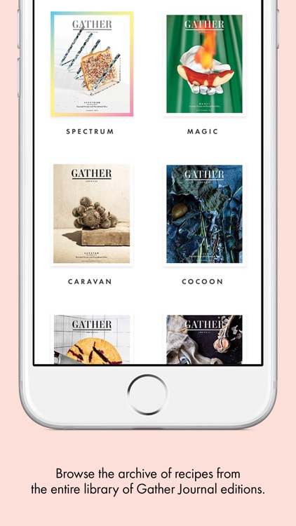 Gather Journal screenshot-3
