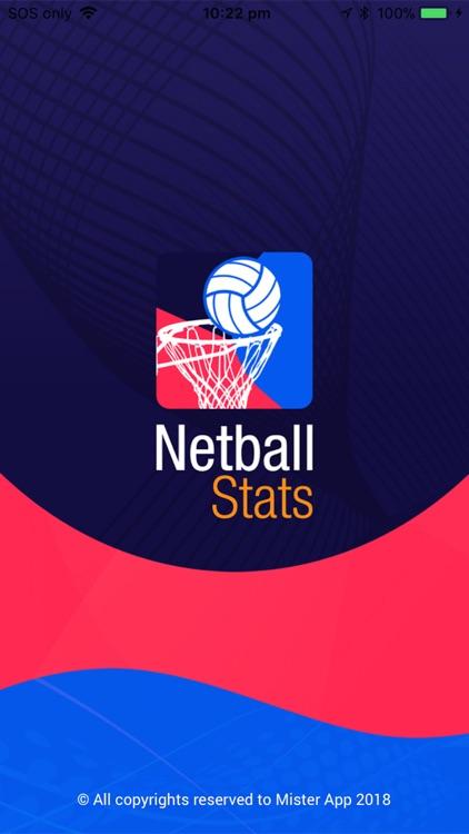 My Netball Stats