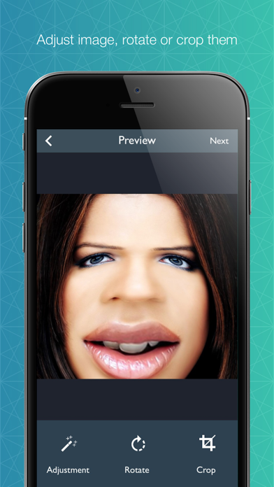 Funny Face - Mirror effects by Aditya Neelkanth (iOS, United States
