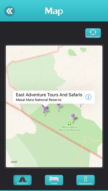 Masai Mara National Reserve screenshot-3