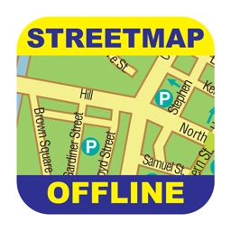Cambridge Offline Street Map