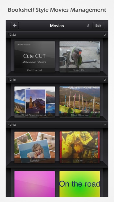Cute CUT - Full Featured Video Editor Screenshot 5