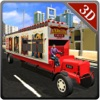 Circus Truck Driver – Drive 18 wheeler in this cargo simulator game