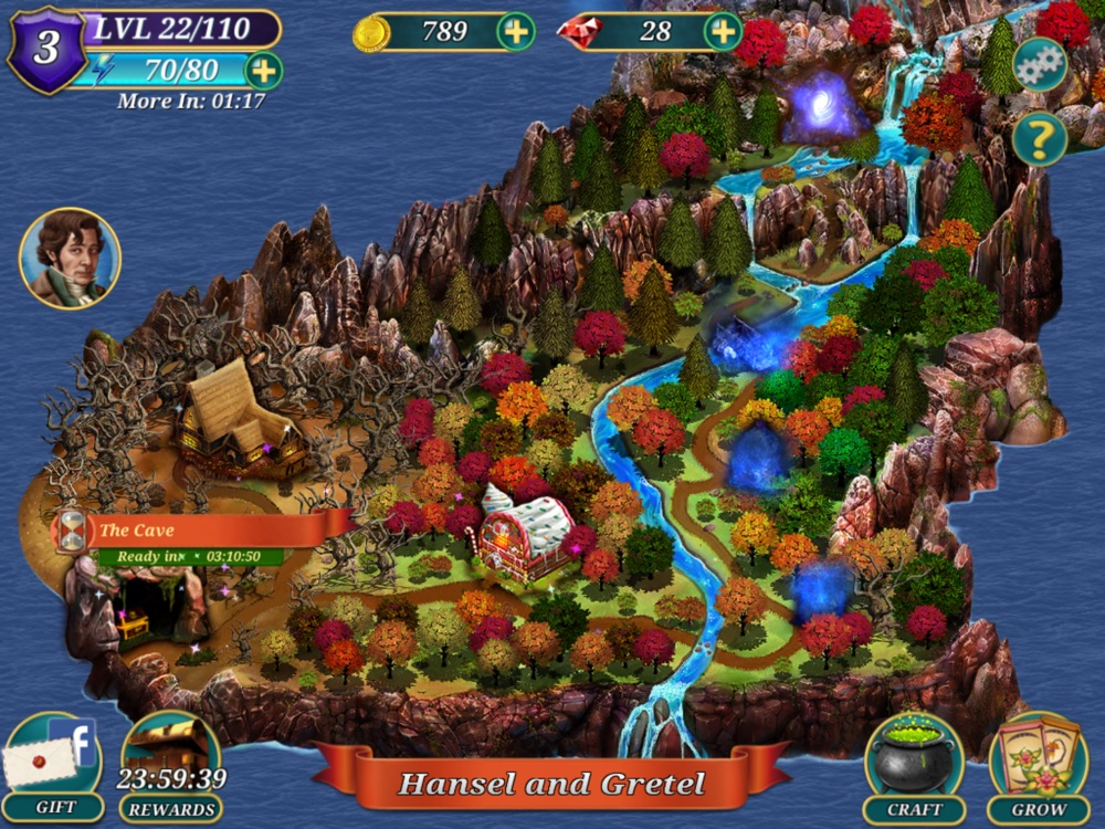 Black Forest™: Hidden Objects Fairy Tale Mystery Cheat Codes