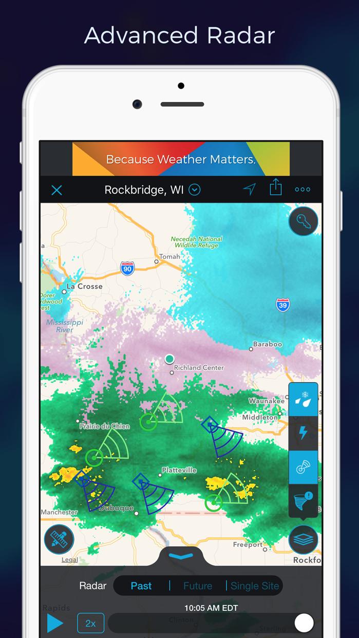 WU Storm Screenshot