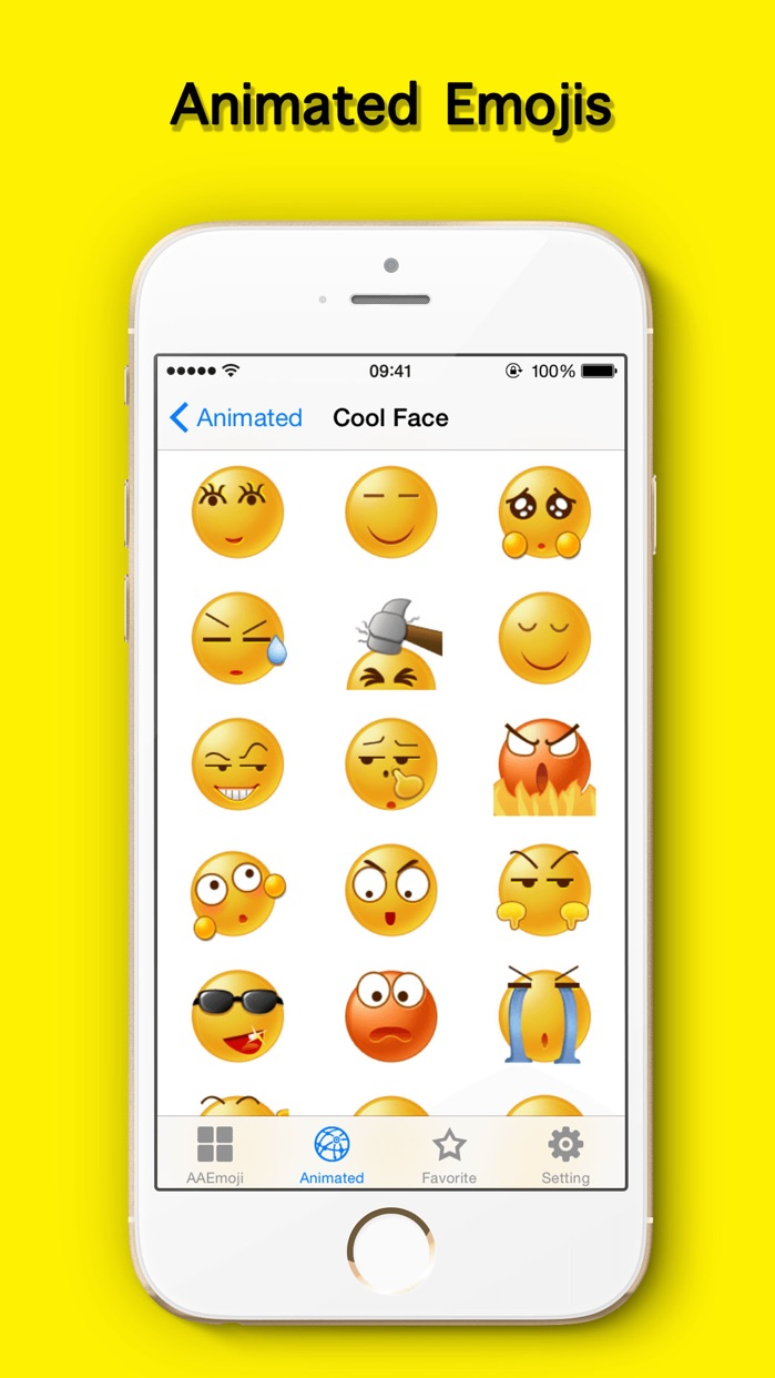 Adult Emoji keyboard Extra for Messenger Chatting Screenshot