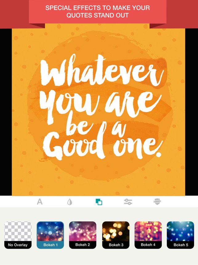 How To Make A Quote Gorgeous Quote Maker Quote Creator On The App Store