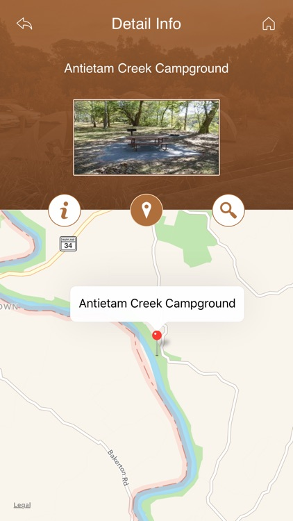 Maryland Campgrounds and RV Parks screenshot-3
