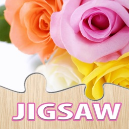Flowers Puzzle for Adults Jigsaw Puzzles Game Free