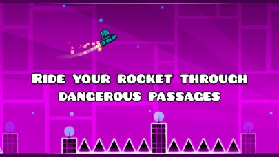 Screenshot for Geometry Dash in Azerbaijan App Store