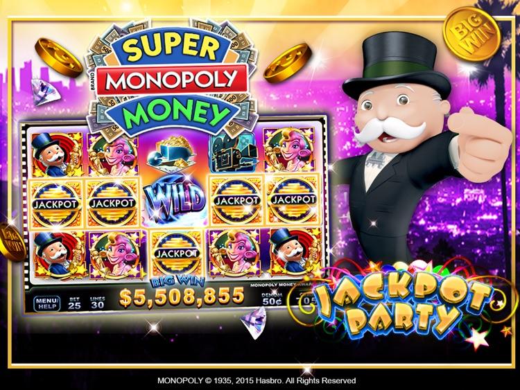 Jackpot Party - Casino Slots HD