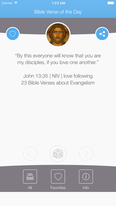 Bible Verse of the Day Free screenshot three