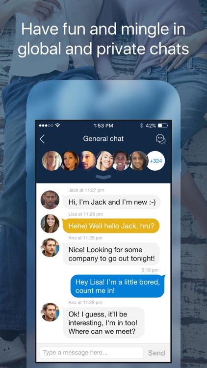 IAmNaughty – Dating App to Meet New People Online screenshot-3