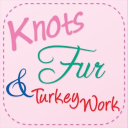 Knots, Fur & Turkey Work