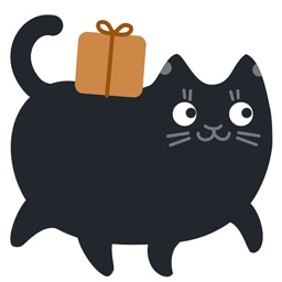 Cat Commerce Sticker 3
