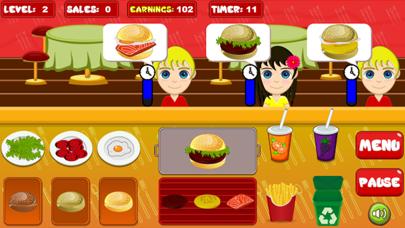点击获取Burger Rush: Cooking Game